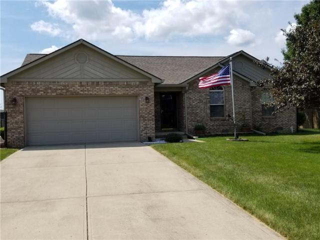 4094 S Amber Court, New Palestine, IN 46163 (MLS #21505964) :: RE/MAX Ability Plus
