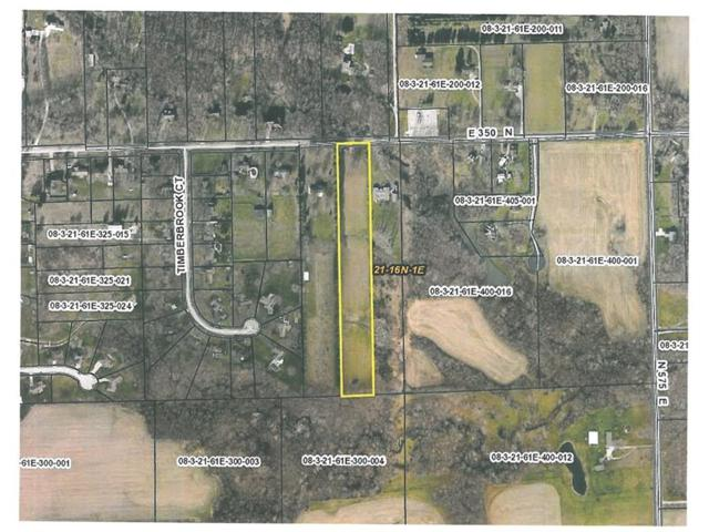 TBD E County Road 350 N, Danville, IN 46122 (MLS #21505974) :: Mike Price Realty Team - RE/MAX Centerstone