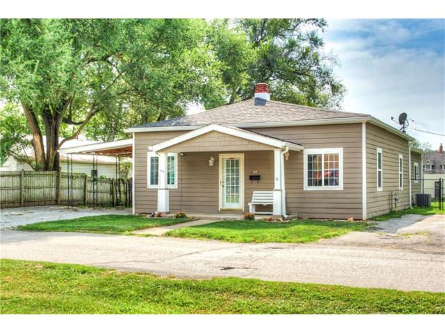 64 High Street, Danville, IN 46122 (MLS #21505990) :: Mike Price Realty Team - RE/MAX Centerstone
