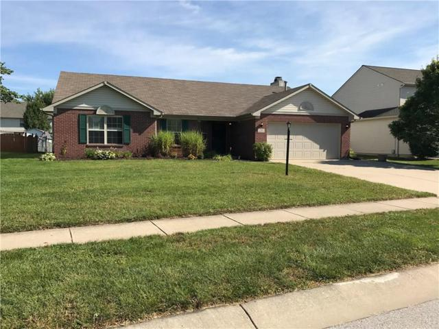 7526 Samuel Drive, Indianapolis, IN 46259 (MLS #21506065) :: RE/MAX Ability Plus