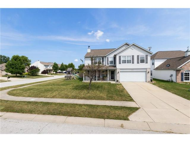 6372 Oyster Key Lane, Plainfield, IN 46168 (MLS #21506105) :: Mike Price Realty Team - RE/MAX Centerstone
