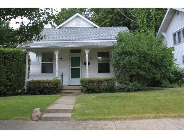 124 W Harrison Street, Mooresville, IN 46158 (MLS #21506120) :: Mike Price Realty Team - RE/MAX Centerstone