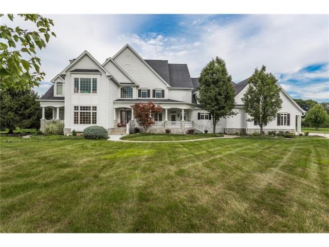 11527 Willow Ridge Drive, Zionsville, IN 46077 (MLS #21506143) :: Heard Real Estate Team