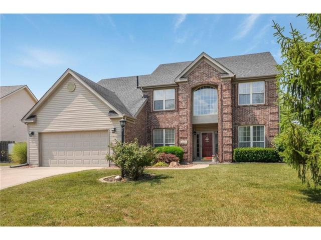 10184 Night Hawk Drive, Fishers, IN 46037 (MLS #21506184) :: The Evelo Team