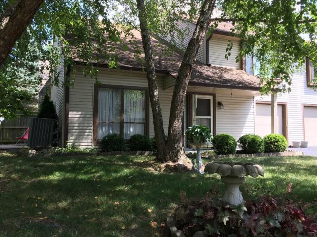 2512 Hideaway North Drive N, Indianapolis, IN 46268 (MLS #21506343) :: The Evelo Team
