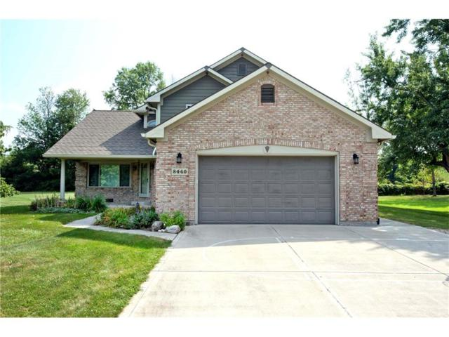 8440 E State Road 267, Plainfield, IN 46168 (MLS #21506394) :: Mike Price Realty Team - RE/MAX Centerstone