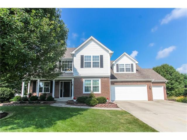 7736 Silver Lake Place, Indianapolis, IN 46259 (MLS #21506417) :: RE/MAX Ability Plus