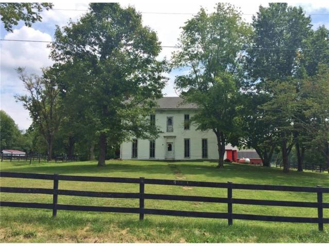 3660 N County Road 275 W, North Vernon, IN 47265 (MLS #21506426) :: Indy Plus Realty Group- Keller Williams