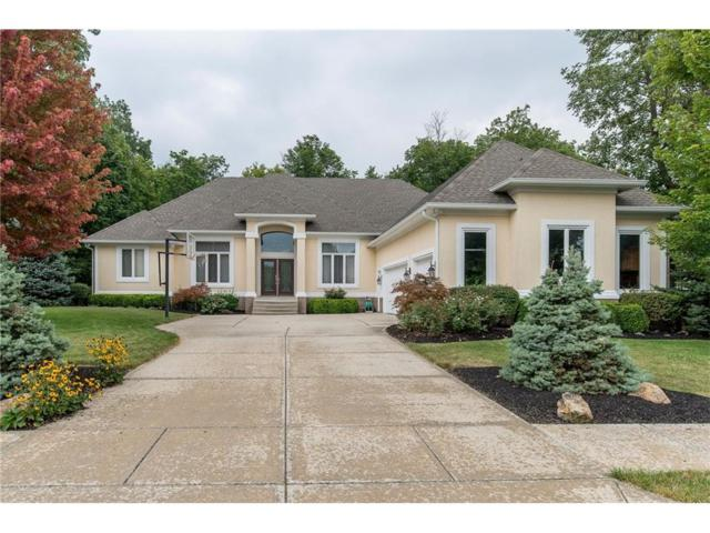 11110 Ravenna Way, Indianapolis, IN 46236 (MLS #21506451) :: Indy Scene Real Estate Team