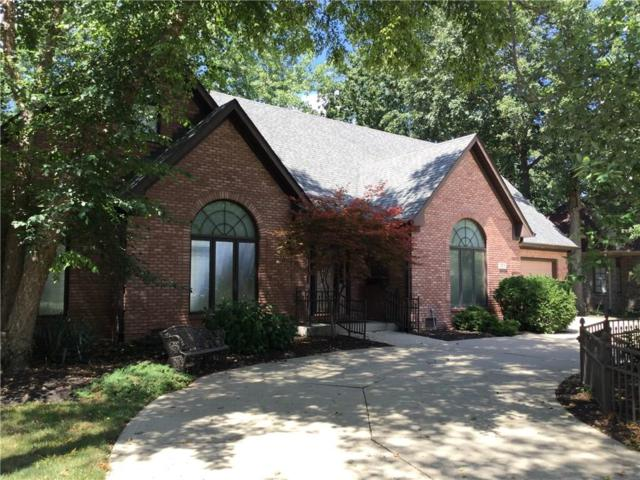 2814 Jefferson Drive, Plainfield, IN 46168 (MLS #21506541) :: Mike Price Realty Team - RE/MAX Centerstone