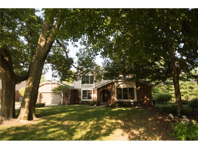 306 Woodland East Drive, Greenfield, IN 46140 (MLS #21506563) :: Indy Plus Realty Group- Keller Williams