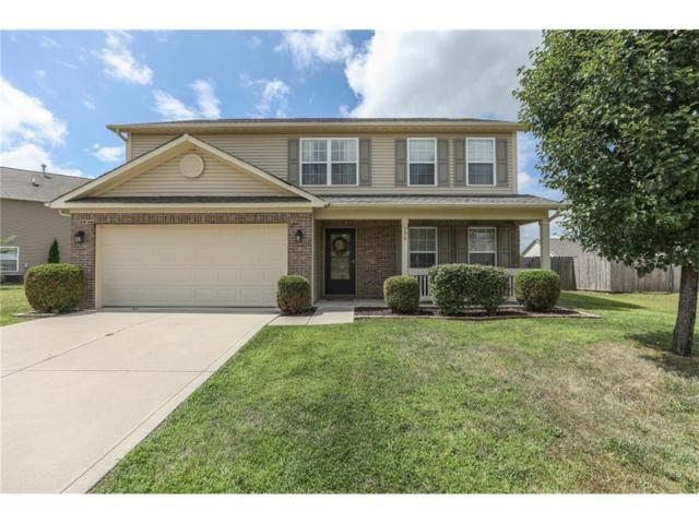736 Sedgewick Lane, Greenfield, IN 46140 (MLS #21506567) :: RE/MAX Ability Plus