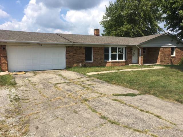 1742 S Mauxferry Road, Franklin, IN 46131 (MLS #21506591) :: Indy Plus Realty Group- Keller Williams