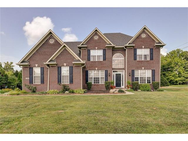 13090 Sweet Spring Court, Fishers, IN 46038 (MLS #21506637) :: Heard Real Estate Team