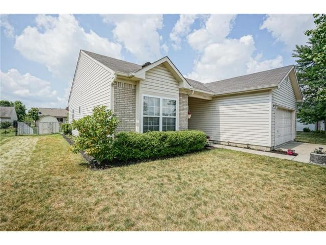 1360 Evergreen Drive, Greenfield, IN 46140 (MLS #21506657) :: RE/MAX Ability Plus