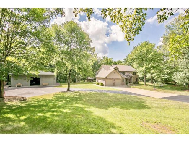 12365 Chateau Court, Fishers, IN 46037 (MLS #21506678) :: Heard Real Estate Team