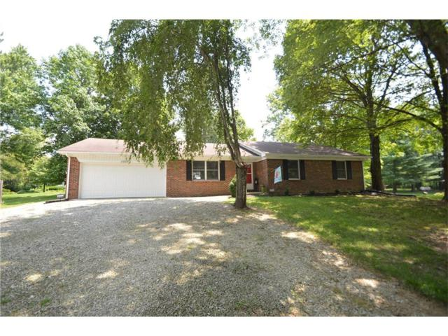 2907 N 125, Greenfield, IN 46140 (MLS #21506680) :: RE/MAX Ability Plus