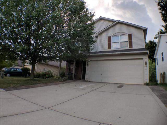 604 Sun Ridge Boulevard, Avon, IN 46123 (MLS #21506722) :: Heard Real Estate Team