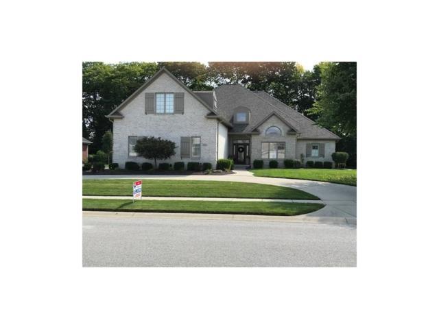 3375 Challenger Drive, Plainfield, IN 46168 (MLS #21506784) :: Heard Real Estate Team