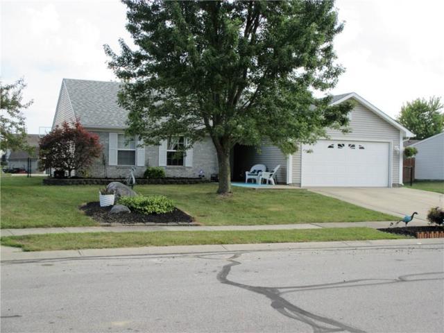 677 Woodfield Circle, Avon, IN 46123 (MLS #21506821) :: Heard Real Estate Team