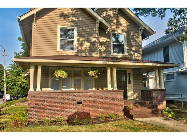 4202 Cornelius Avenue, Indianapolis, IN 46208 (MLS #21506863) :: Indy Scene Real Estate Team