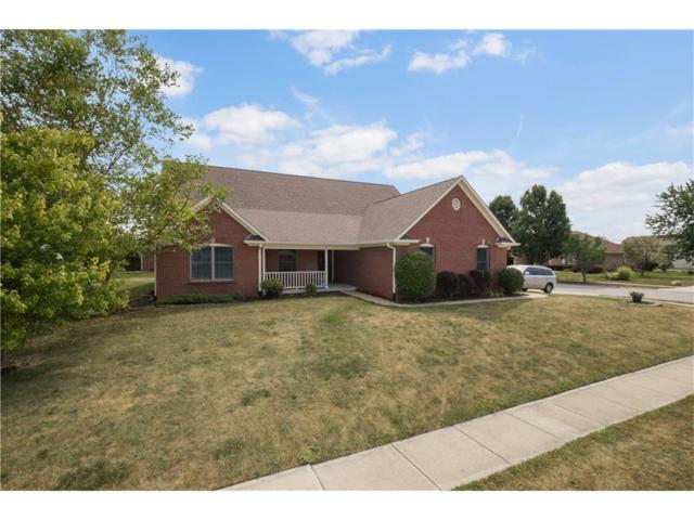 2111 Woodcock Drive, Avon, IN 46123 (MLS #21506900) :: Mike Price Realty Team - RE/MAX Centerstone