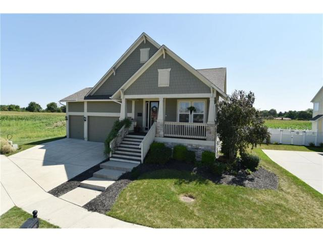 1337 Turner Trace Place N, Avon, IN 46123 (MLS #21506971) :: Mike Price Realty Team - RE/MAX Centerstone