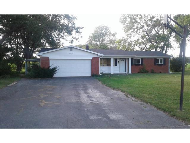3666 N Co. Rd. 500E., Danville, IN 46122 (MLS #21507018) :: Heard Real Estate Team