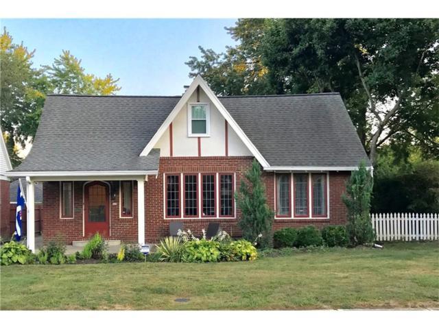 319 W 319 Hampton Drive Drive, Indianapolis, IN 46208 (MLS #21507020) :: Heard Real Estate Team