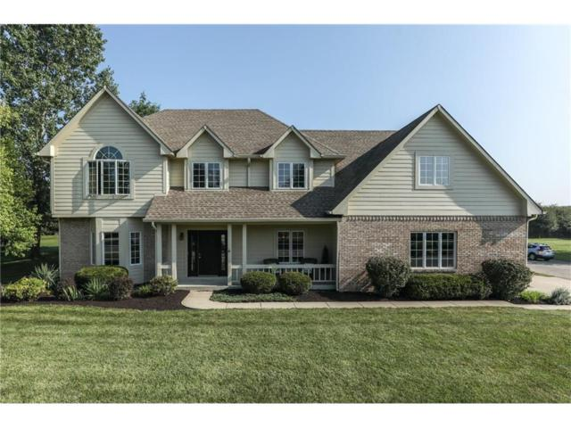 10298 Breezeway Circle, Brownsburg, IN 46112 (MLS #21507021) :: Mike Price Realty Team - RE/MAX Centerstone