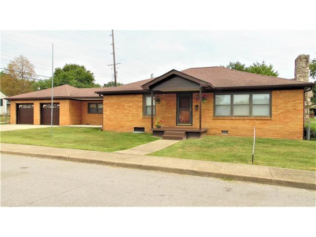 1510 E Morgan Street, Martinsville, IN 46151 (MLS #21507046) :: Mike Price Realty Team - RE/MAX Centerstone
