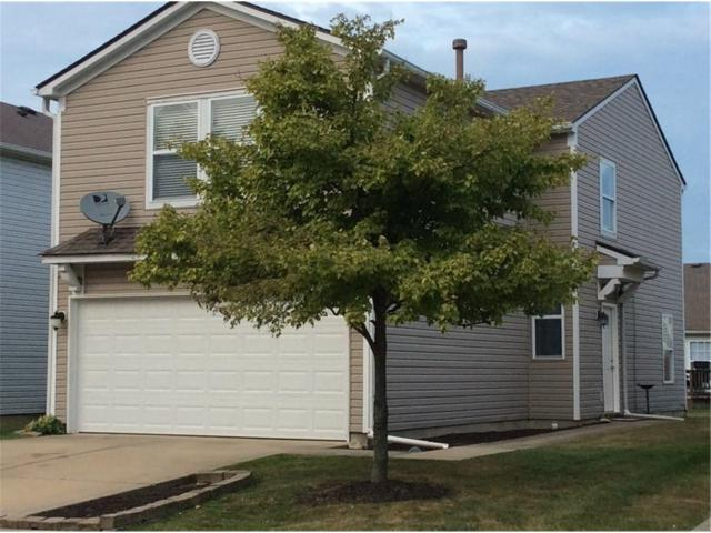 4509 Connaught East Drive, Plainfield, IN 46168 (MLS #21507057) :: Mike Price Realty Team - RE/MAX Centerstone