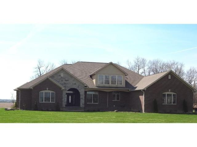 11262 N Everett Road, Monrovia, IN 46157 (MLS #21507062) :: Mike Price Realty Team - RE/MAX Centerstone