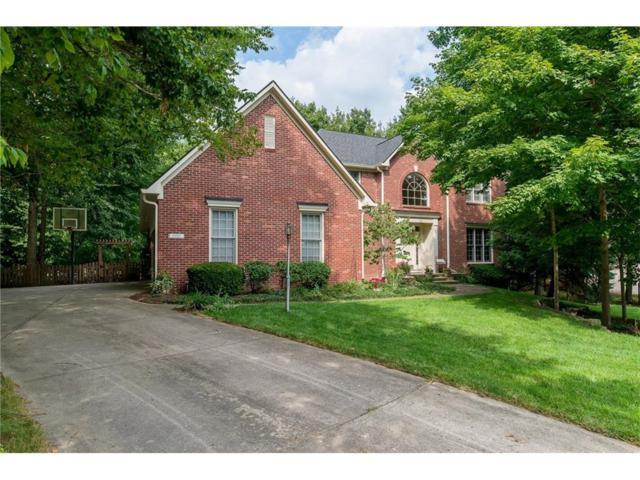 5102 Hummingbird Circle, Carmel, IN 46033 (MLS #21507113) :: Len Wilson & Associates