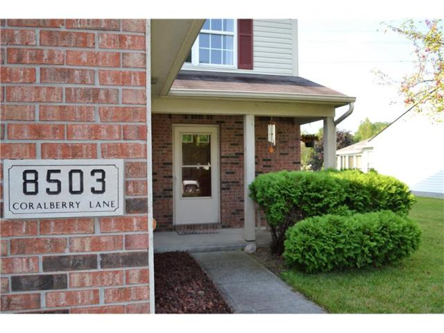 8503 Coralberry Lane, Indianapolis, IN 46239 (MLS #21507165) :: RE/MAX Ability Plus