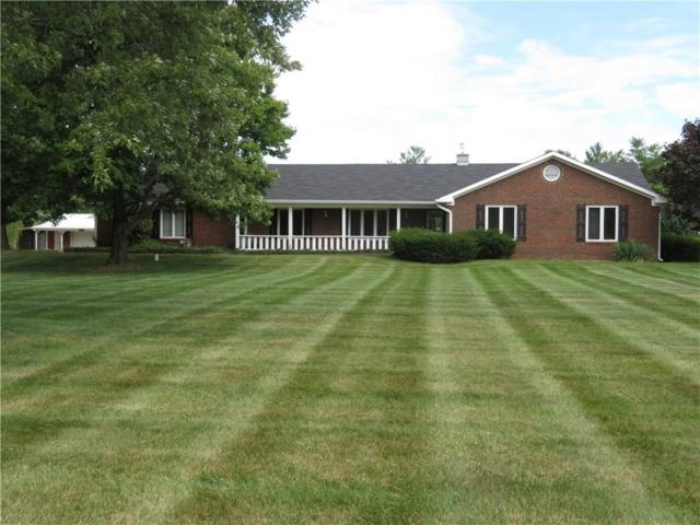 2793 N State Road 267, Brownsburg, IN 46112 (MLS #21507168) :: Mike Price Realty Team - RE/MAX Centerstone