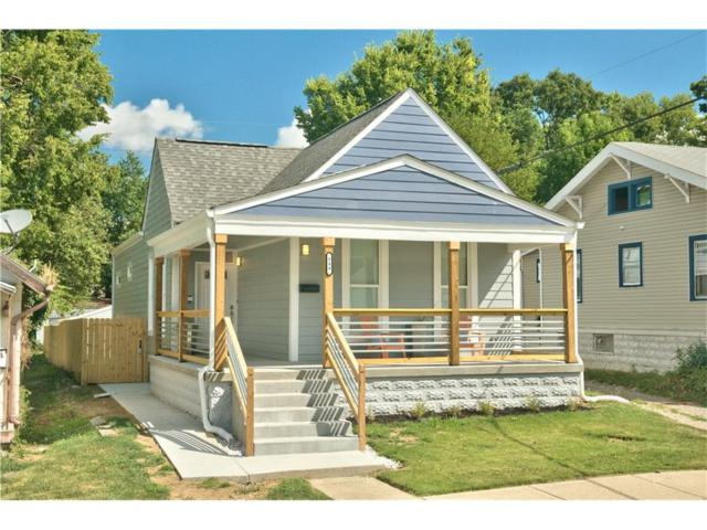 844 Lincoln Street, Indianapolis, IN 46203 (MLS #21507194) :: Heard Real Estate Team