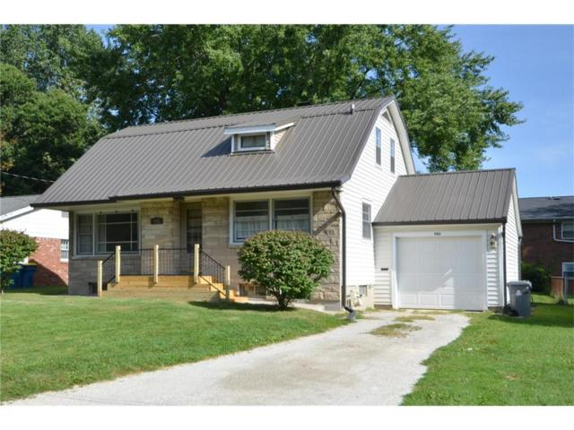 986 North Drive, Noblesville, IN 46060 (MLS #21507198) :: Mike Price Realty Team - RE/MAX Centerstone