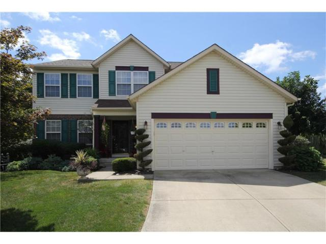 13114 Albion Court, Fishers, IN 46038 (MLS #21507286) :: Heard Real Estate Team