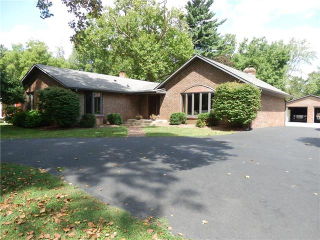 3532 E Southport Road, Indianapolis, IN 46227 (MLS #21507313) :: Len Wilson & Associates