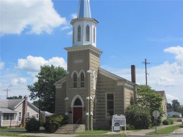 136 W Church Street, Cambridge City, IN 47327 (MLS #21507315) :: Len Wilson & Associates