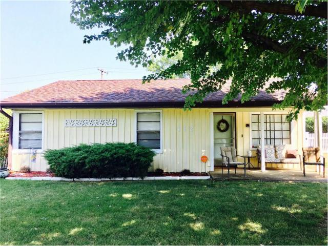 412 Pleasant Run Drive, Greenwood, IN 46142 (MLS #21507332) :: Mike Price Realty Team - RE/MAX Centerstone