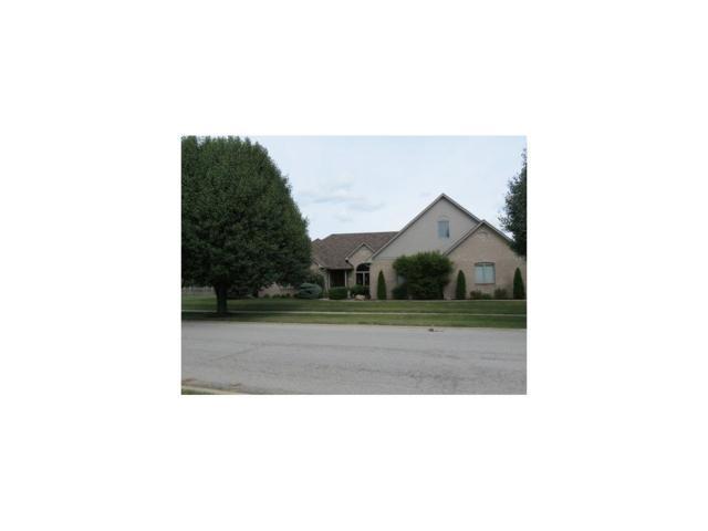 7340 Walnut Creek, Avon, IN 46123 (MLS #21507338) :: Mike Price Realty Team - RE/MAX Centerstone