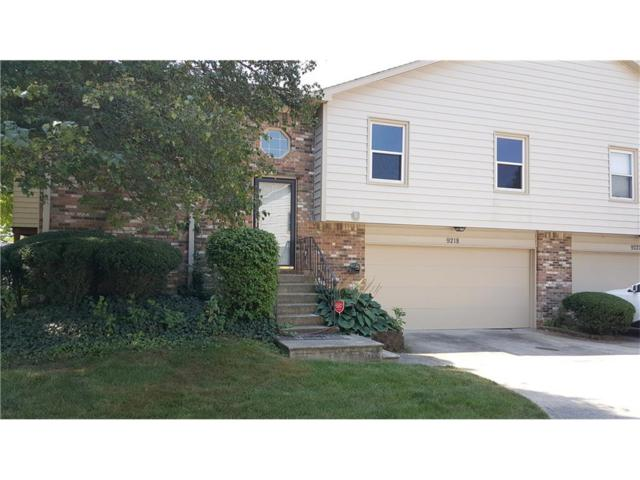 9218 Cinnebar Drive, Indianapolis, IN 46268 (MLS #21507361) :: RE/MAX Ability Plus