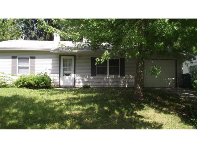 3909 Esquire Place, Indianapolis, IN 46226 (MLS #21507363) :: RE/MAX Ability Plus