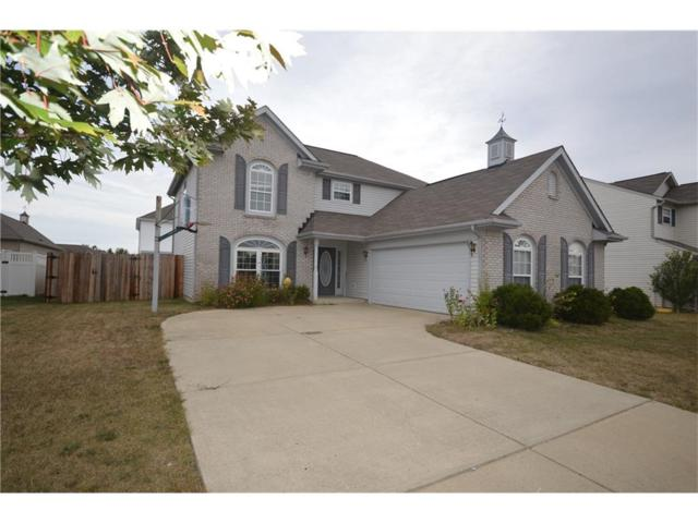 6392 Matcumbe Way, Plainfield, IN 46168 (MLS #21507435) :: The Evelo Team