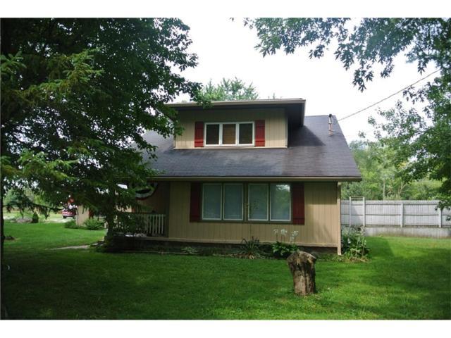 4007 Ridge Road, Anderson, IN 46013 (MLS #21507706) :: Indy Scene Real Estate Team