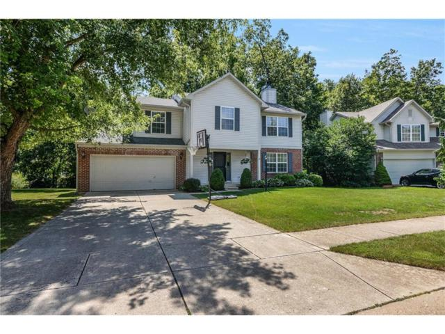 6519 Quail Run, Fishers, IN 46038 (MLS #21507721) :: The Evelo Team