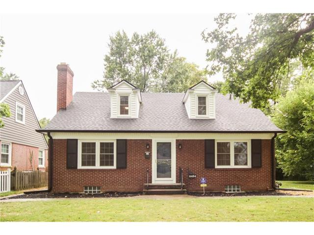 6484 N Park Avenue, Indianapolis, IN 46220 (MLS #21507759) :: Indy Scene Real Estate Team