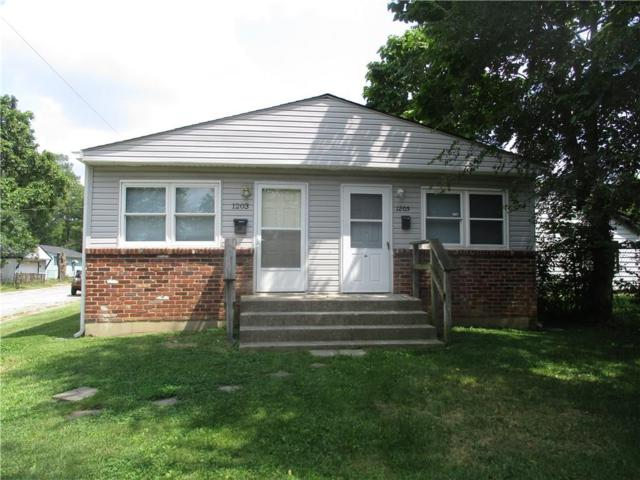 1203 S Ewing Street, Indianapolis, IN 46203 (MLS #21507889) :: Indy Scene Real Estate Team